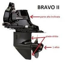 Tabella manutenzione Piede Bravo Two ( gas-diesel X e XR)
