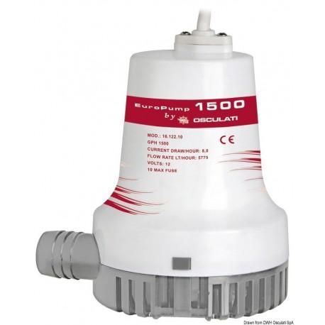 Elettropompa Europump II 1500 12 V