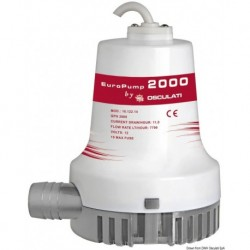 Elettropompa Europump II 2000 24 V