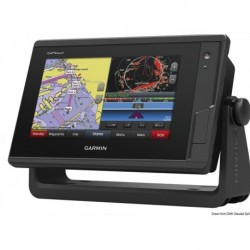 Chartplotter Garmin GPSMap 722xs