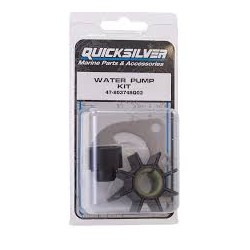 Water Pump Impeller Repair Kit - Mercury 9.9 Horsepower 4-stroke BigFoot Outboards