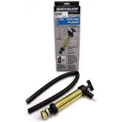 Genuine Quicksilver dell'olio del carter la pompa di scarico 802889q1 pompa in ottone Qualità Premium