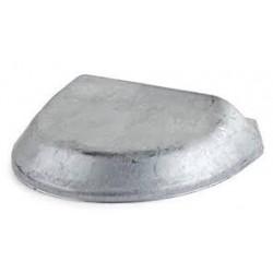 Anodo zinco piede SX