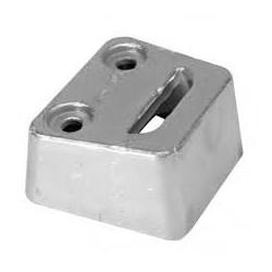 Anodo zinco Piastra di poppa SX