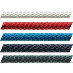 Cima Marlow braid 6 mm rossa