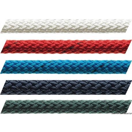 Cima Marlow braid 8 mm rossa